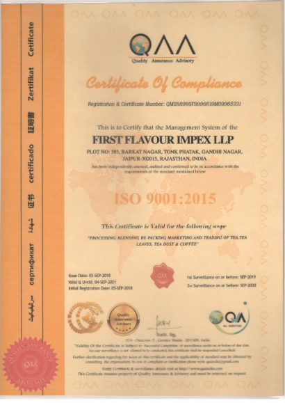 ISO Certificate-1